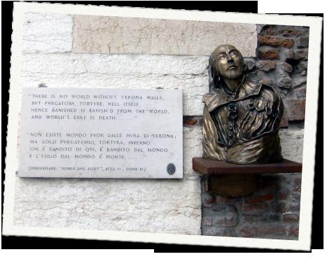 busto shakespeare